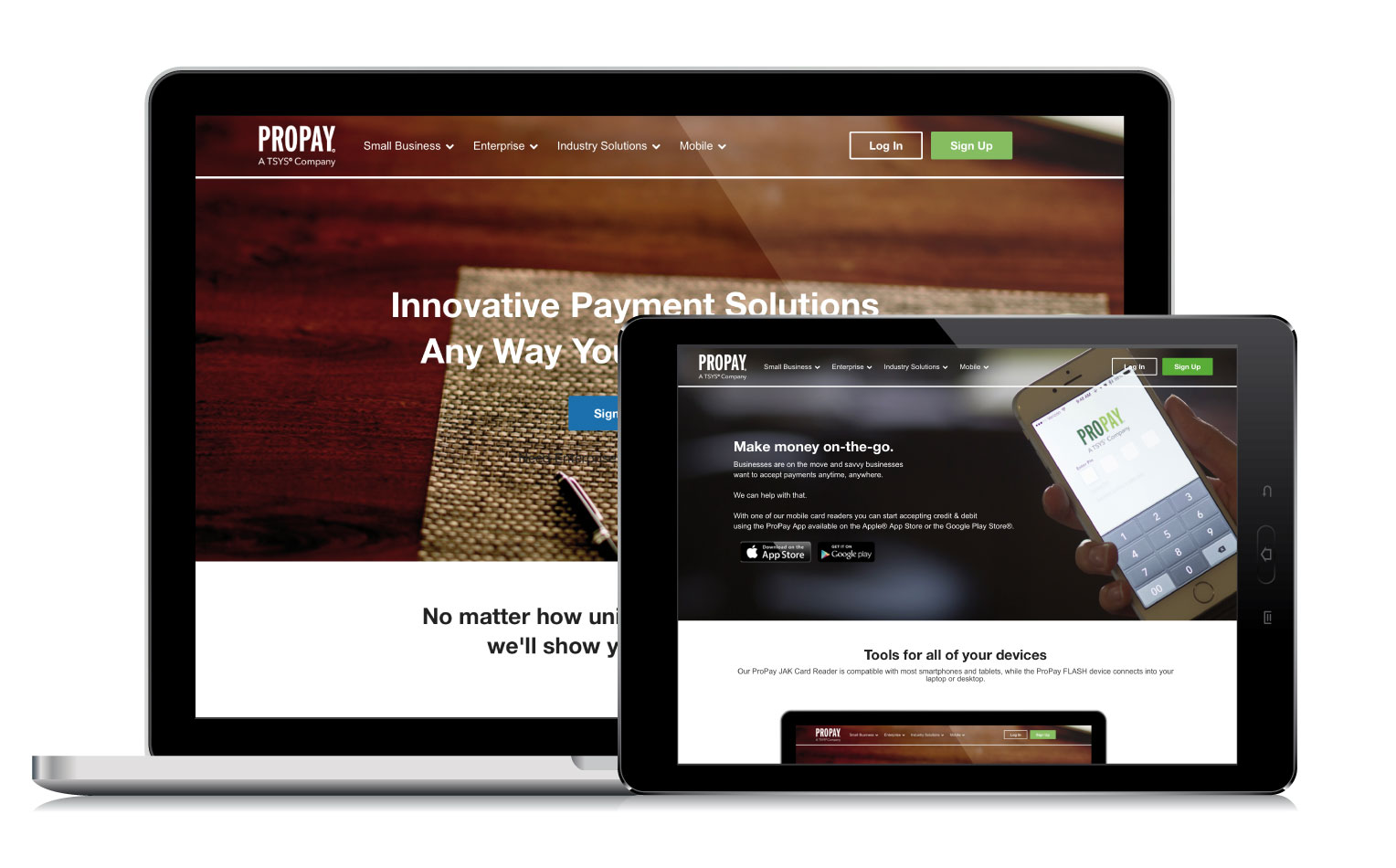 Online Credit Card Processing Solutions for Small Businesses | ProPay